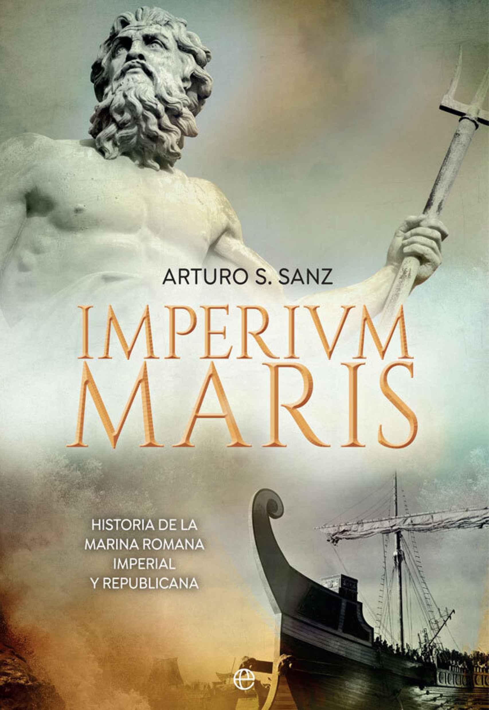 Portada de 'Imperium Maris'.