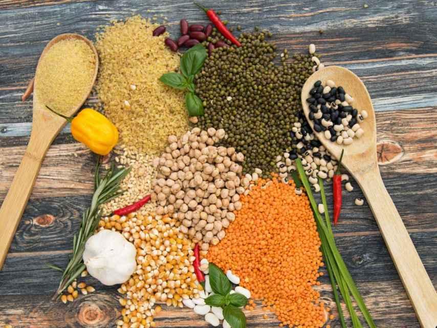 Las legumbres son una fuente alternativa a la carne de diferentes nutrientes