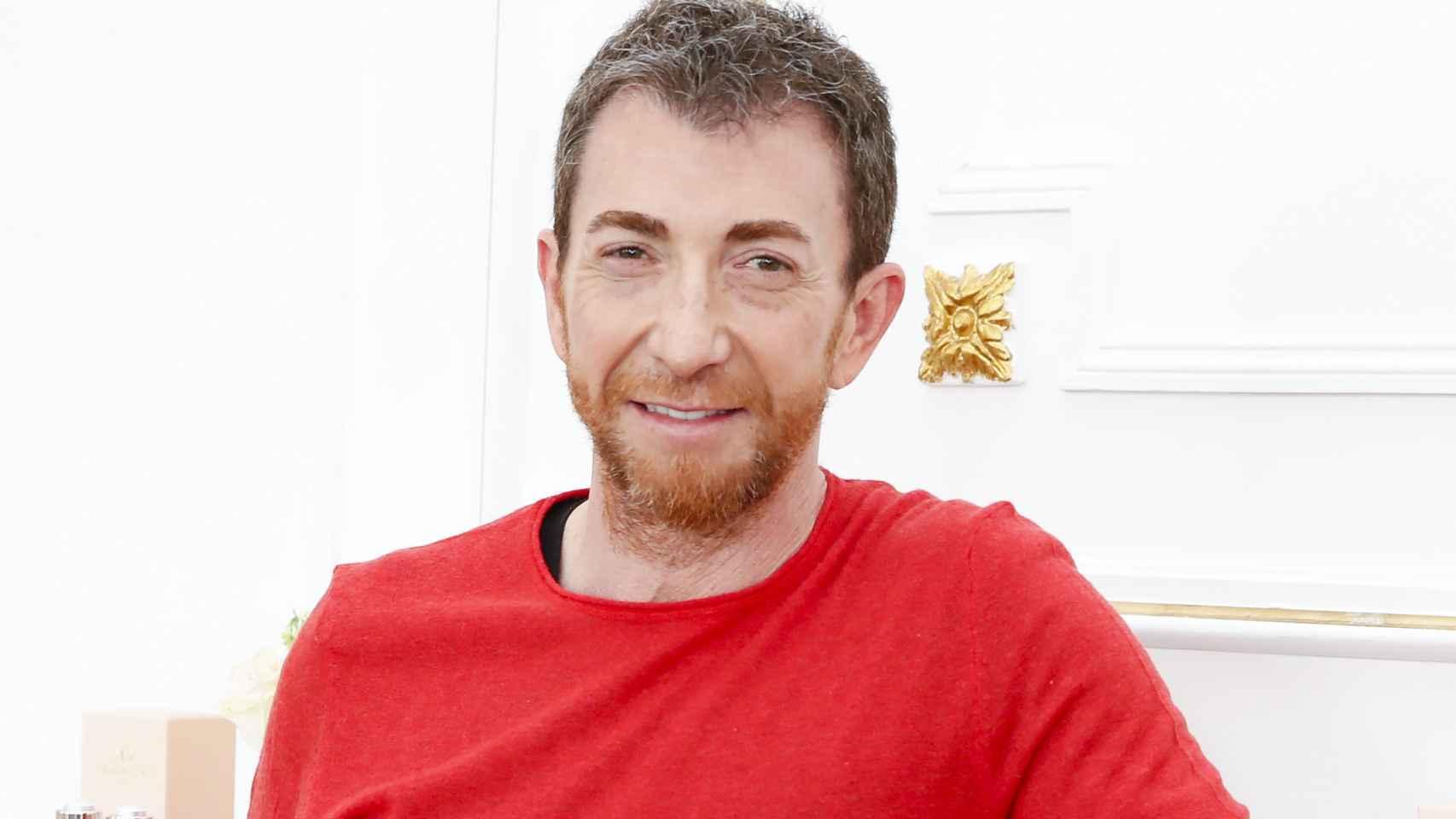 El presentador Pablo Motos.