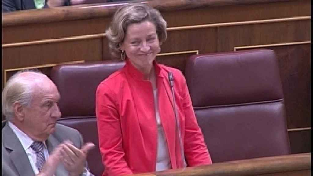 Ana Oramas toma posesión como diputada el 26 de junio de 2007