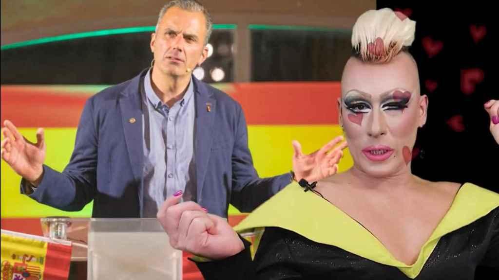 Madame Perlán se vio atraída a VOX tras escuchar a Ortega Smith
