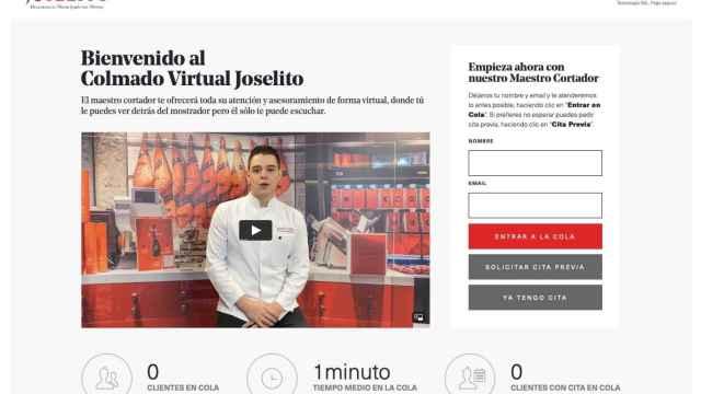 Colmado Joselito, compra online como si fuera en la tienda del barrio