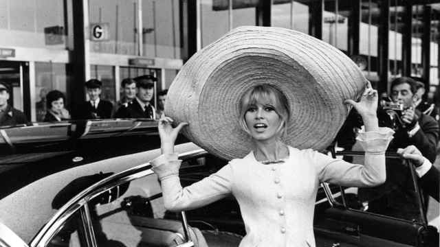 Brigitte Bardot, en una imagen de archivo en París.