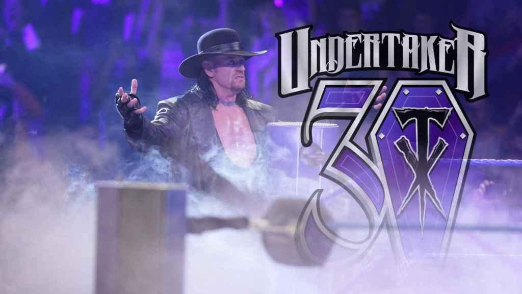 Los 30 años de The Undertaker