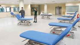 El área de Rehabilitación del Hospital Universitario de Toledo