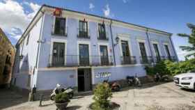 Sede de la Universidad Menéndez Pelayo en Cuenca