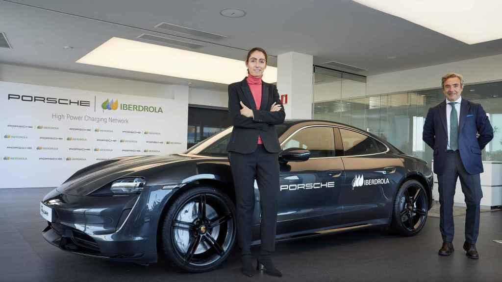 Iberdrola y Porsche se alían para lograr una recarga del vehículo eléctrico en 20 minutos