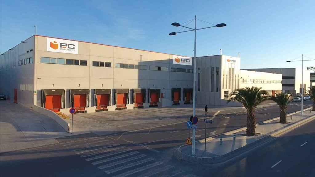 La sede de PcComponentes en Murcia.