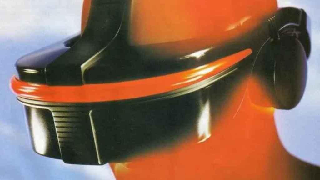 El Sega VR fue el dispositivo de realidad virtual del fabricante japonés
