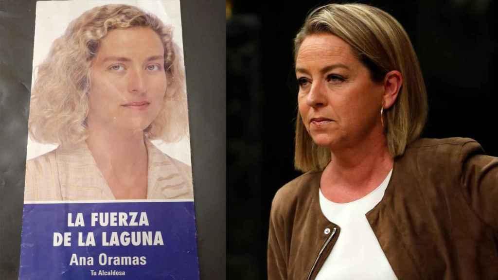 Ana Oramas, la diputada cañera contra Sánchez: de codearse con Borbones a luchar por Canarias