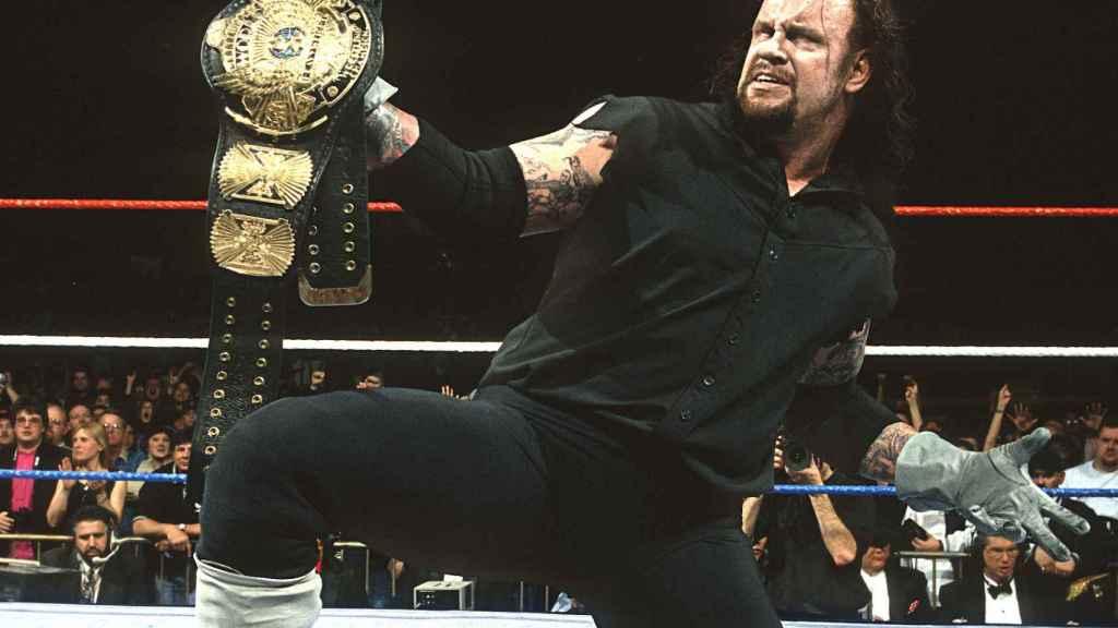Undertaker, en Wrestlemania 13