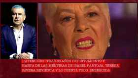Teresa Rivera en 'Cantora: La herencia envenenada'