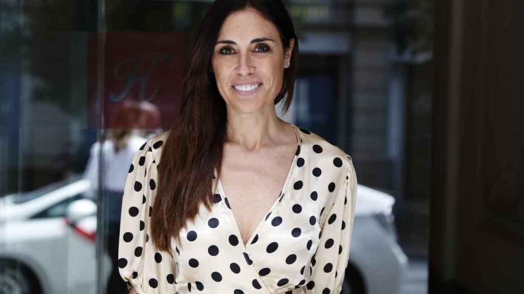 Isabel Rábago, durante un evento en Madrid.