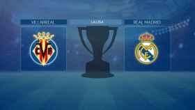 Streaming en directo   Villarreal - Real Madrid (La Liga)