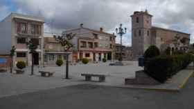 FOTO: Plaza Mayor de Segurilla.