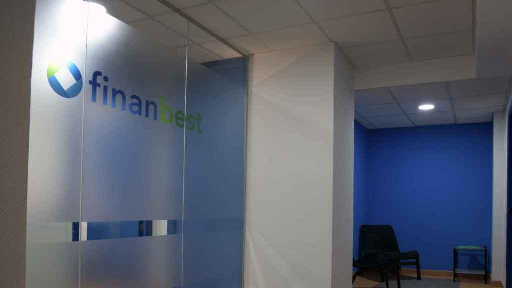 Oficinas de Finanbest.