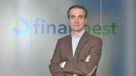 Asier Uribeechebarria, consejero delegado y fundador de Finanbest.