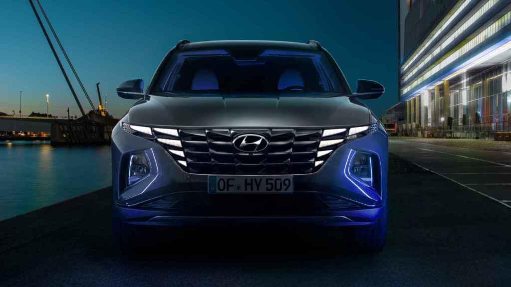 Hyundai ha trabajado mucho en el apartado de luces de este modelo.