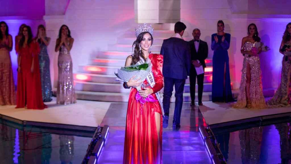 Andrea Martínez, Miss Universo España 2020.