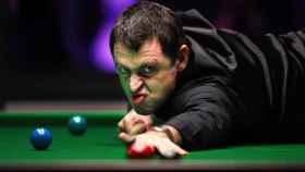 Ronnie O'Sullivan, jugador de Snooker