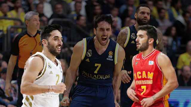 Campazzo, un duro camino hasta la NBA: un base bajito que cambió su físico para triunfar en Madrid