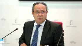 Juan Alfonso Ruiz Molina, consejero de Hacienda y Administraciones Públicas de Castilla-La Mancha, en una imagen de archivo