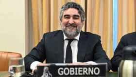 José Manuel Rodríguez Uribes, ministro de Cultura, en una imagen de archivo. Foto: FERNANDO VILLAR (EFE)