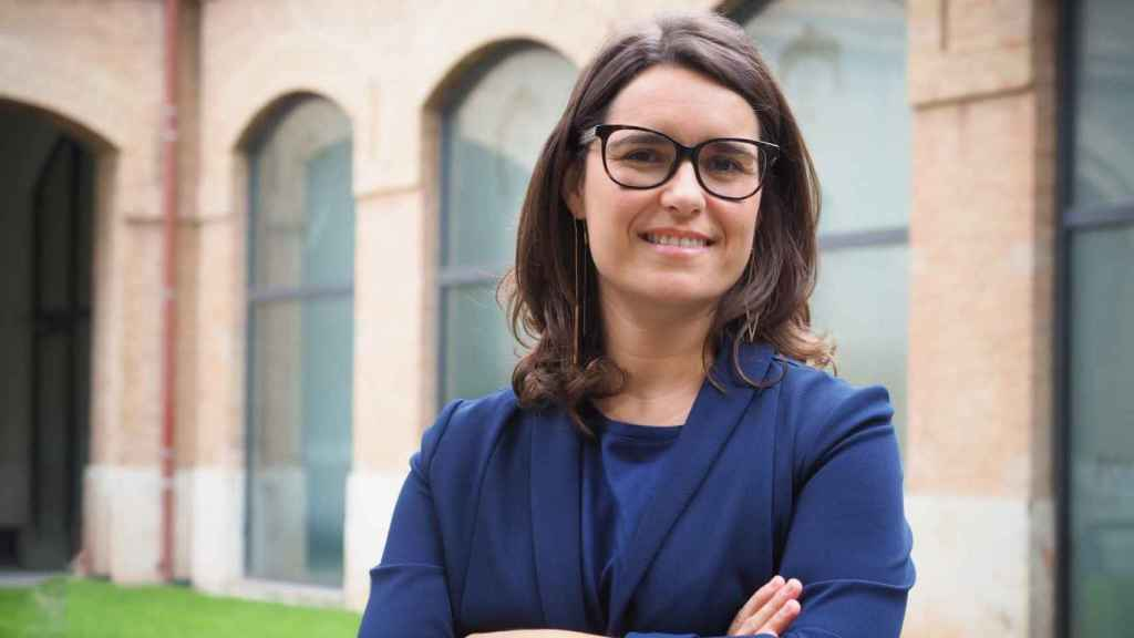 Elena Azcárraga, fundadora de La Paisatgeria y actual directora general de Vivienda. EE