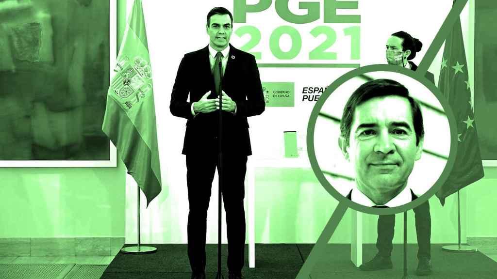 La inesperada apuesta de la banca española por Sánchez