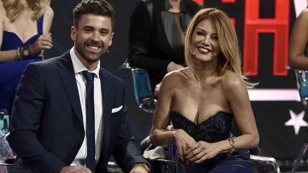 Sergio Ayala e Ivonne se conocieron en la casa de 'GH VIP' y se enamoraron.