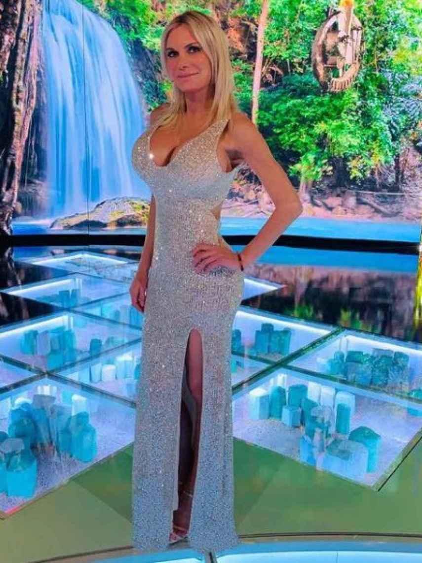 Yola se convirtió en la ganadora de 'La casa fuerte' junto a Leticia Sabater y actualmente ejerce de colaboradora.