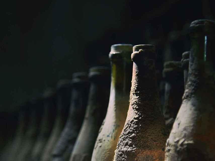 Lope y Cervantes alababan los vinos de Madrid.