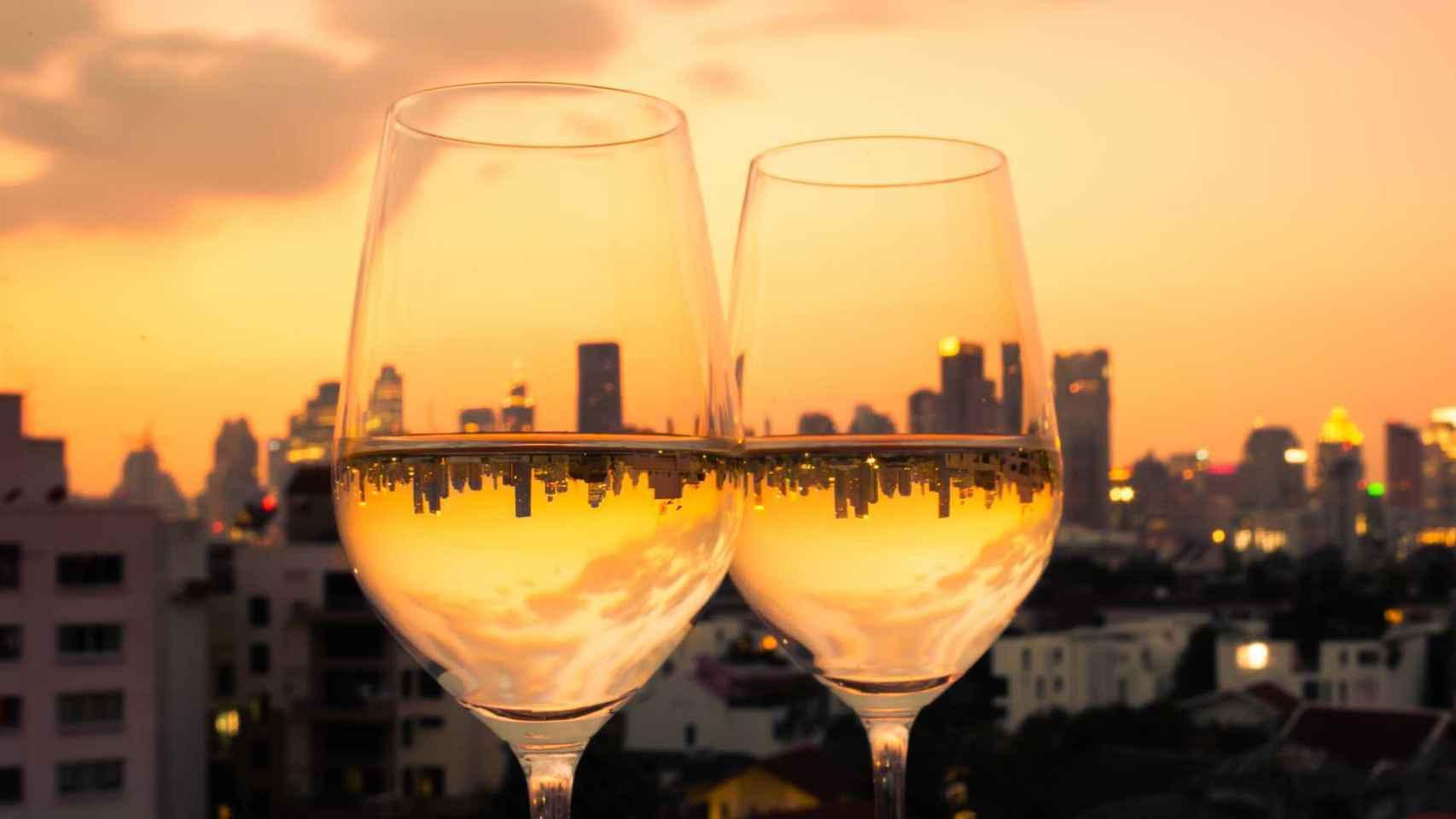 En Madrid también se elabora vino.