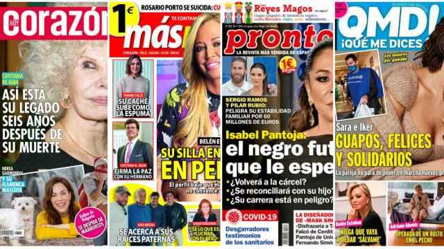 Kiosco rosa: el gran cambio en la vida de Pilar Rubio y Sergio Ramos por 60 millones de euros
