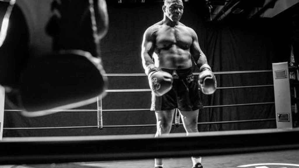 El boxeador estadounidense Mike Tyson, excampeón de los pesos pesados. Foto: Instagram (@miketyson)