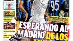 La portada del diario MARCA (23/11(2020)