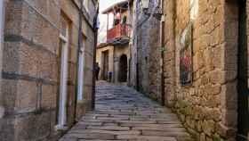 Imagen de archivo del municipio orensano de Allariz, donde se habrían producido los hechos.