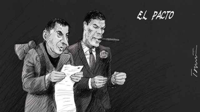 Ilustración: Tomás Serrano.