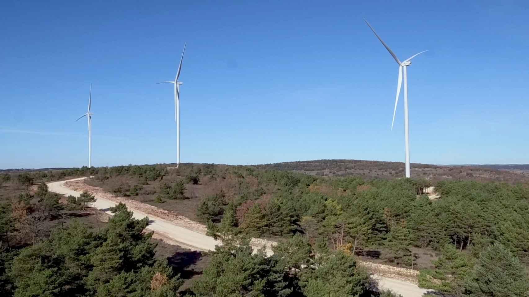 El aerogenerador más grande de España, de EDPR