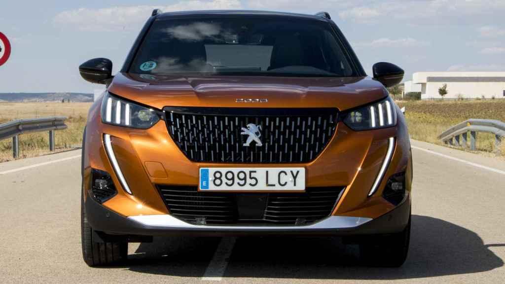 Uno de los puntos fuertes del Peugeot 2008 es su diseño atractivo.
