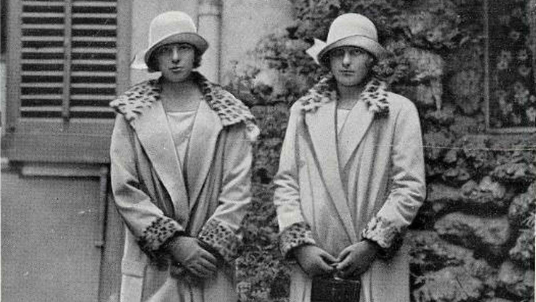 La reina Victoria siempre visitó a sus hijas, Crista y Baby, de la misma forma.