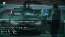 Un hacker abre las puertas de un Tesla Model X a distancia