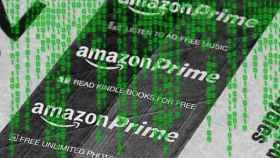 Amazon Prime con glitches.