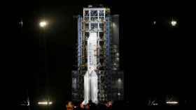 Cohete Long March 5