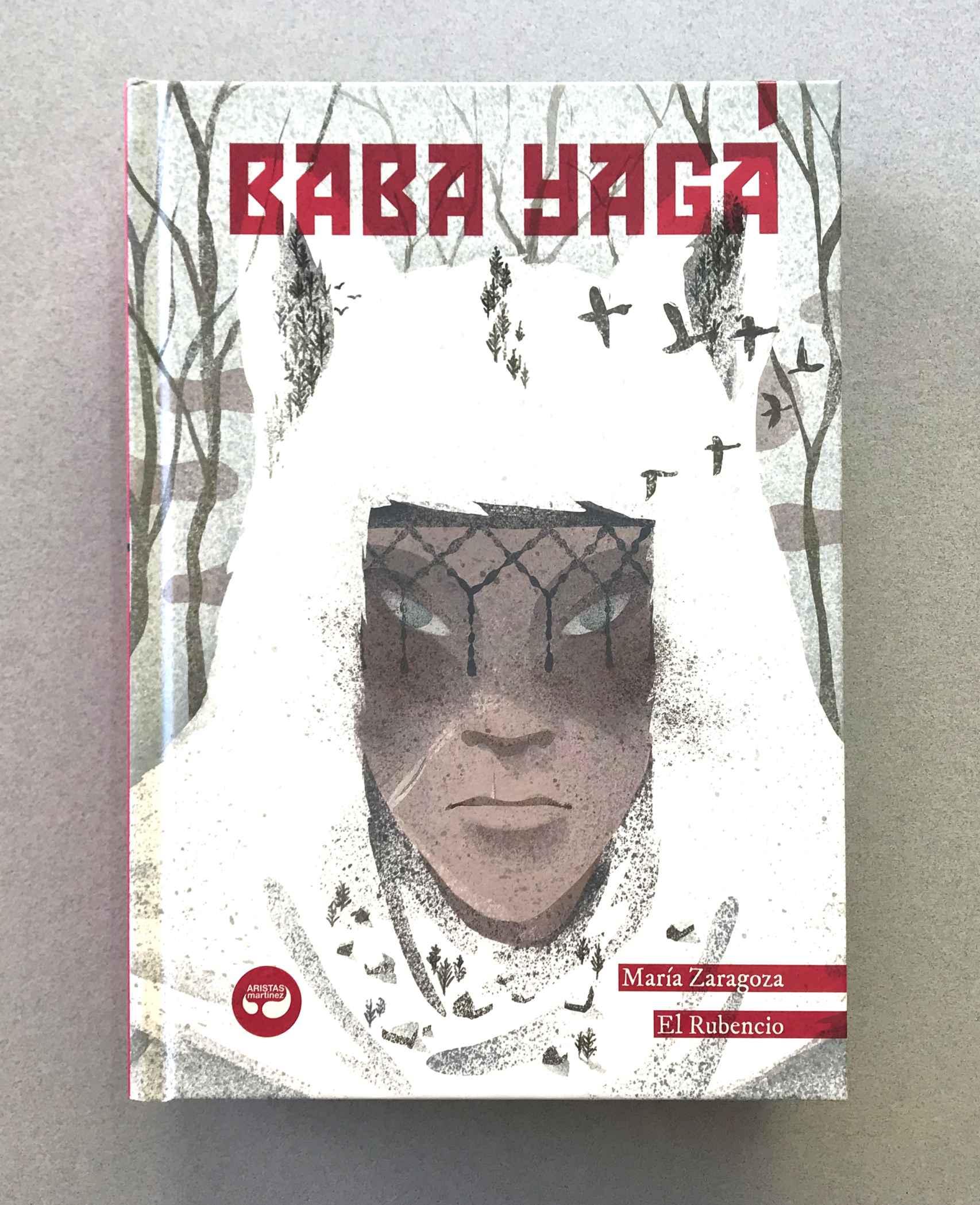 Portada de 'Baba Yagá'.