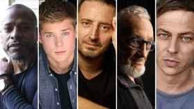 Nuevos personajes de 'Stranger Things' (Deadline)