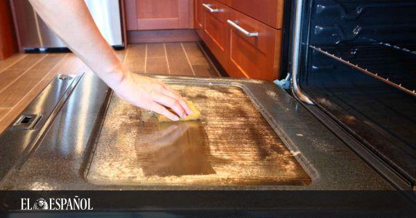 Cómo Limpiar El Horno Con Bicarbonato En Minutos