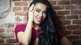 La cantante y compositora Beatriz Luengo.