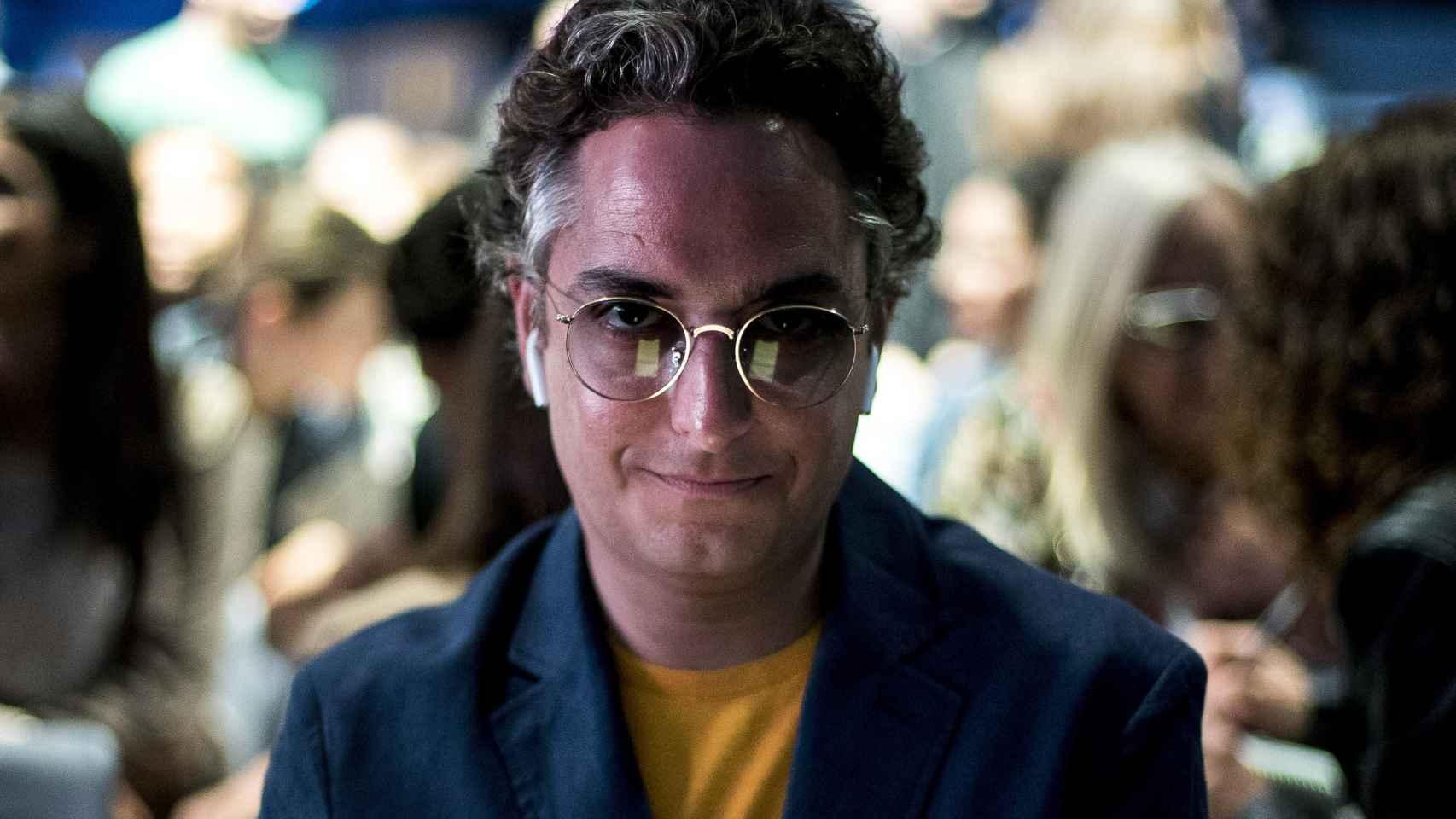 El estilista José Fernández-Pacheco, Josie.