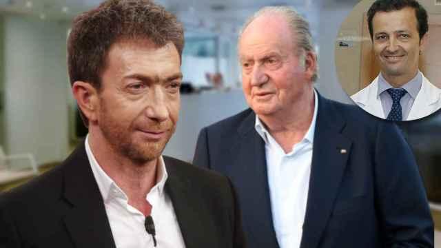 Pablo Motos y Juan Carlos I son algunos de los rostros afamados que recurren al Doctor Villamor.